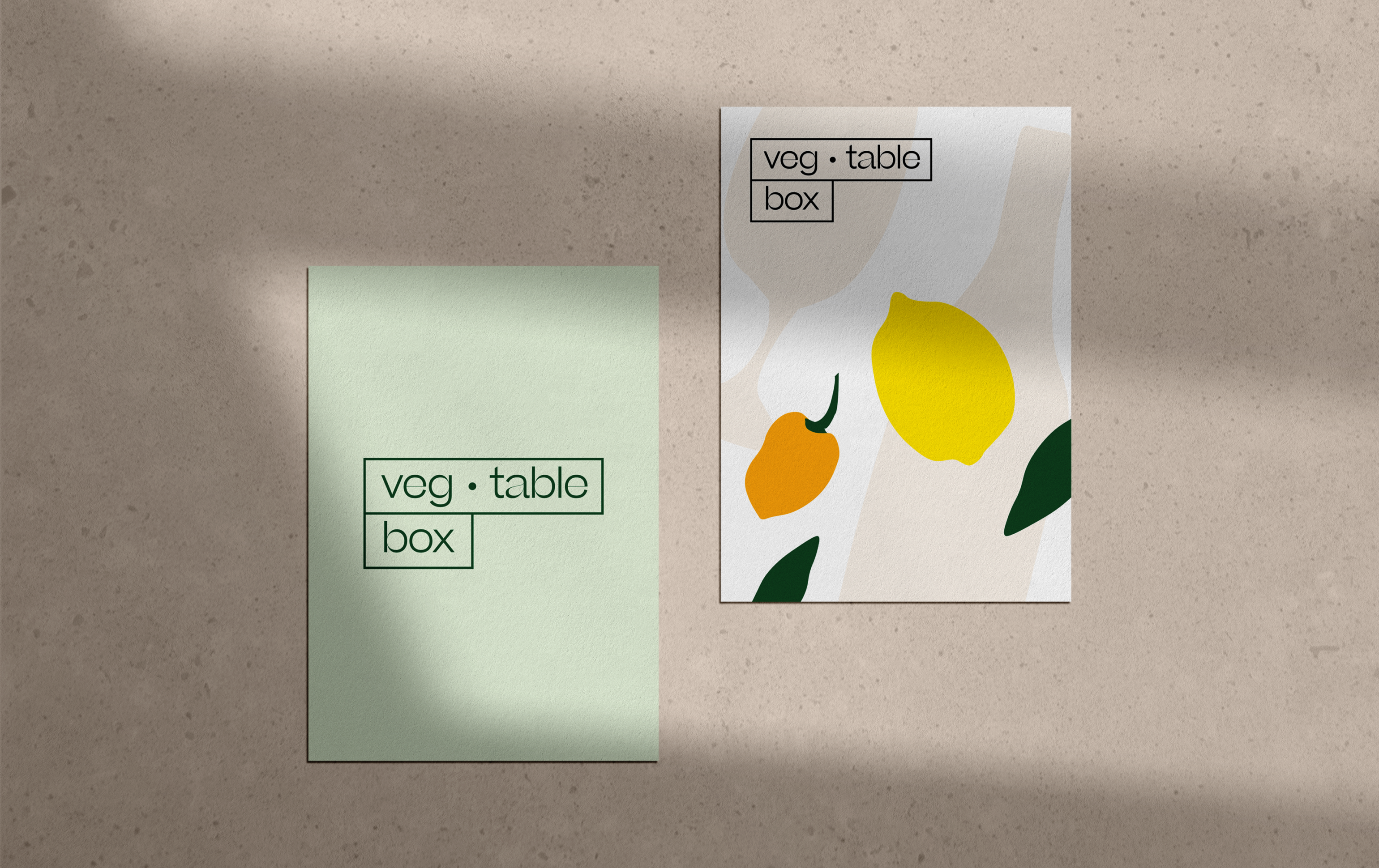 Veg Table Box